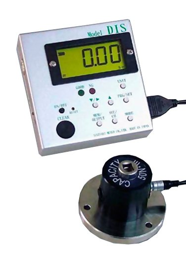 DIS-IP Digital Torque Tester with Remote Sensor