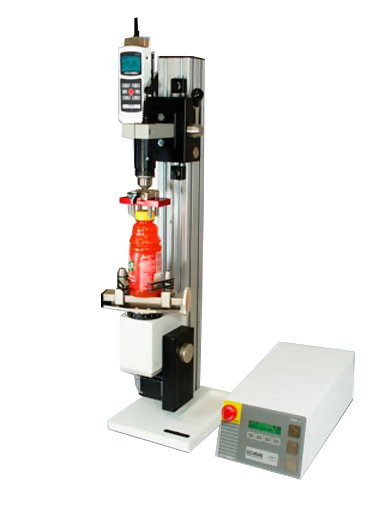TSTMH-DC Motorized Torque Test Stand - Vertical with Digital Speed Controller